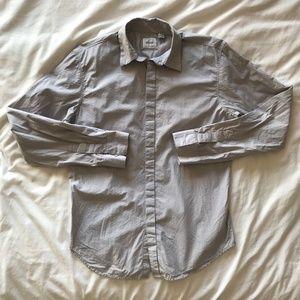 Guess - Men's No-show Button-up Shirt